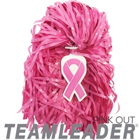 Breast Cancer Awareness Pom
