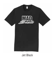 MadSand JET BLACK Soft Style Tee