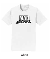 MadSand WHITE Soft Style Tee