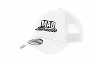MadSand WHITE hat with Monogram logo