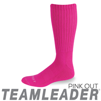 Pink Out Pink Crew Sock