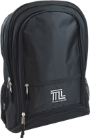 TeamLeader Performance Back Pack Black