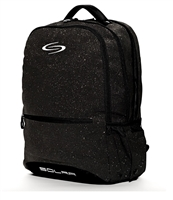 Solar Black Sparkle Backpack