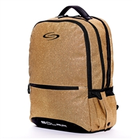 Solar Gold Sparkle Backpack