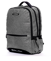 Solar Graphite Sparkle Backpack