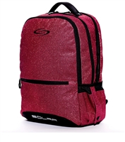 Solar Hot Pink Sparkle Backpack