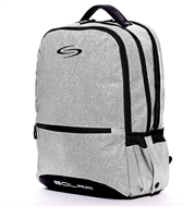 Solar Silver Sparkle Backpack