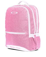Solar Pink Sparkle Backpack