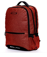 Solar Red Sparkle Backpack