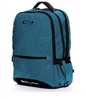 Solar Teal Sparkle Backpack