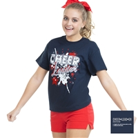 Cheer Splash Tee
