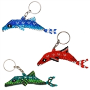 Dolphin Keychain - Assorted