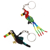 Toucan Keychain - Assorted