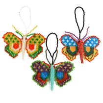 Butterfly Ornament - Assorted Colors