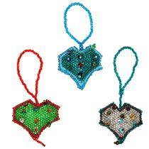 Heart Ornament - Assorted
