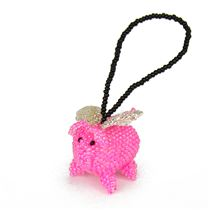 Flying Pig Ornament