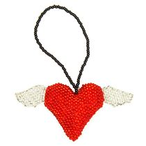 Flying Heart Ornament