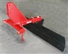 Worksaver RB-1272 Rear Blade for Landscaping with Tractors 346705.