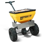 The Meyer Hotshot 70RD Walk Behind Spreader part #38170 is perfect for salt control in the winter and ground maintenance during the spring, summer and fall. The spreader is built to handle extreme conditions of year-round use.