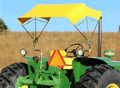 Snowco 48 Quot Sunshade Replacement Cover Only Yellow Canvas