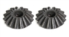 "The Herd Kasco Pair of Mitre Gears with 5/8"" Bore is used with the Herd Broadcast Seeder/Spreader model M-96."