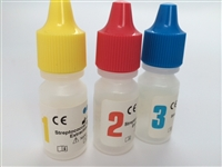 Strep Extraction Reagents