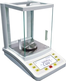 BA-C Automatic Electronic Analytical Balance (Internal Cal) 0-220g