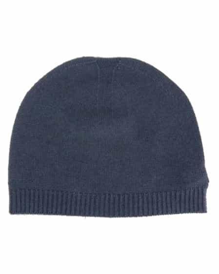 Knitting Pattern Cashmere Hat : Knit Cashmere Hat Charcoal