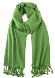Burnt Olive Pashmina Wrap