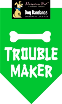 trouble maker bandana