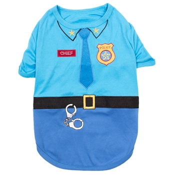 Officer Woof Dog Costume