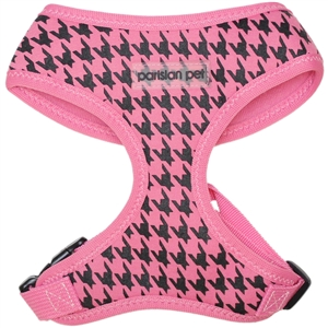 freedom pink houndstooth