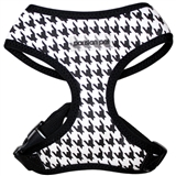 freedom black houndstooth