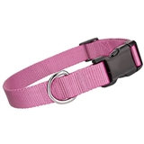 nylon collar light pink