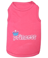 princess dog shirt