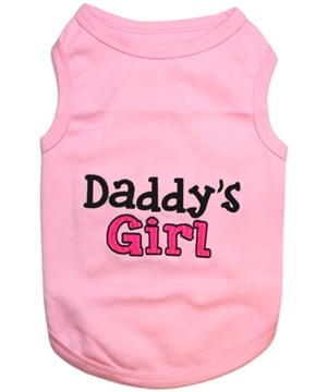 daddys girl dog shirt