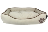 earth khaki bed