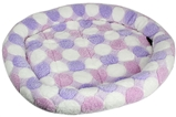 cotton candy pink mat