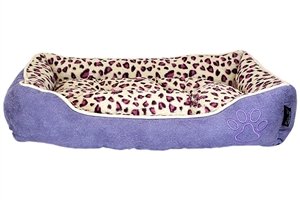 safari lounger purple