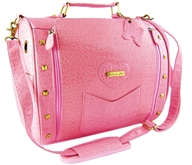 bora hot pink pet carrier