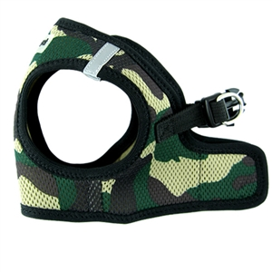 step-in harness camo