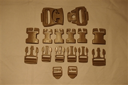 ILBE (MOLLE) Buckle Replacement Set
