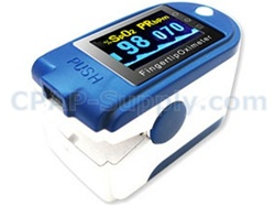 CMS50D Plus Pulse Oximeter