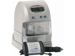 Everest 3 CPAP Machine with Humidfier, Battery, & Mobile Power Adapter