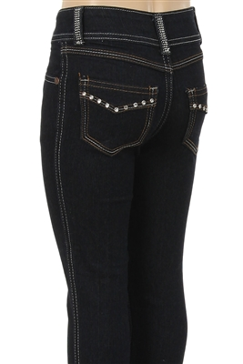 wholesale girls denim jeans