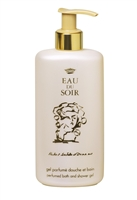 Eau du Soir Perfumed Bath and Shower Gel 8.4 oz