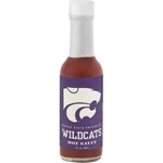 Collegiate Football Hot Sauce - Kansas State Wildcats