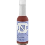 Collegiate Football Hot Sauce - North Carolina Tar Heels