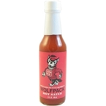 Collegiate Football Hot Sauce - NC State Wolfpack