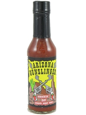 Arizona Gunslinger Smokin Jalapeno Red